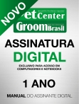 Assinatura Pet Center/Groom Brasil - 12 meses