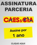 Assinatura 12 meses Parceria Canil Backfields Kennel