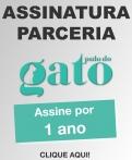Assinatura 12 meses Parceria Cecy Passos revista Pulo do Gato